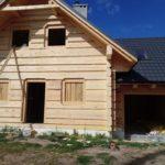 Dom drewniany - wady i zalety