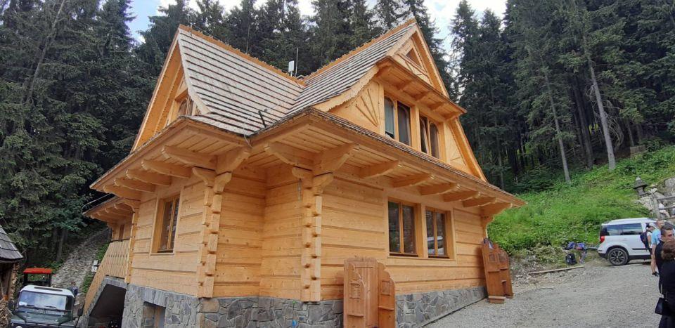 Wady i zalety domu z drewna